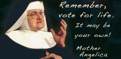 18 Mother Angelica Quotes that Hit It Right on the Nose