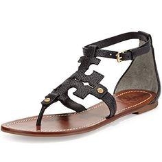 8e145d47a86cd Tory Burch ballet flats and sandals