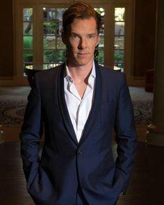Day 125 of Benedict Cumberbatch Hot British Men, British Actors, Sherlock 3, Sherlock Holmes, Benedict Cumberbatch Movies, Teenage Wasteland, The Imitation Game, Star Trek Into Darkness, Johnlock