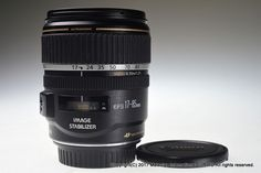 Canon EF-S 17-85mm f/4-5.6 IS USM Excellent+ #Canon