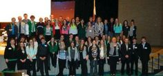 The Fleming chapter of the Future Business Leaders of America had a good result at the District IV conference, with 40 of its 50 members qua...