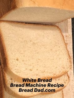 Fluffy Bread Machine Recipe, Bread Maker White Bread Recipe, Fluffy Bread Recipe, White Bread Machine Recipes, Butter Bread Recipe, Homemade Sandwich Bread, Best Bread Machine, Homemade White Bread, Wheat Bread Recipe