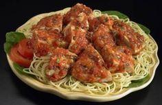Recipe:Italian Chicken with Pasta