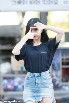 South Korean Girls, Korean Girl Groups, Female Pose Reference, Asian Short Hair, G Friend, K Idol, Attractive People, Female Poses, Korean Beauty