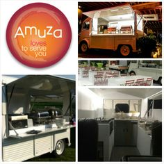 Picture from www.amuza.be  Pastabar catering.
