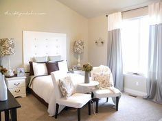 Thrifty and Chic - DIY Projects and Home Decor-Water Chestnut Glidden