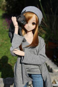 Mirai Suenaga Smart Doll by Astral Vulpes