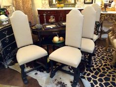 chairs for sale in Dallas, Texas French Country Furniture, Country French, Mission Chair, Chairs For Sale, Painted Furniture, Mall, Dining Chairs, Buy And Sell, Facebook