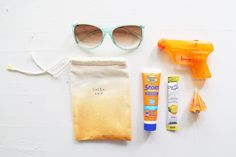 Hello Sun...cute kit idea but can add other things into the bag
