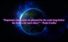 Important encounters.....