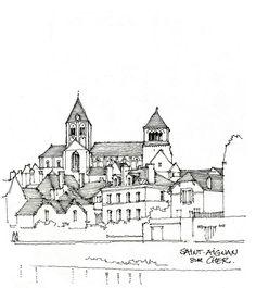 Saint-Aignan sur Cher