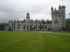 Balmoral Castle - Scottish Home to the Royal Family - Scotland