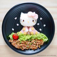 Hanami Hello Kitty by Pax❤️Cute Food (@peaceloving_pax)