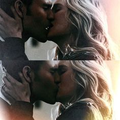 I just cable believe this was their last kiss ever. It's just so surreal. I mean of course they will meet in the afterlife but it's not the same. And even if they will kiss again it's still the last kiss we ever got to see from them and with that also their last scene together forever. Just even thinking about this all pains my heart so much. I care about them so deeply and I don't think I have ever wanted something more than for them to get their happy ending and live their lives together…