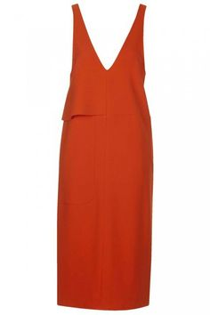 Perfect pinafore for smart or casual - jovanna topshop