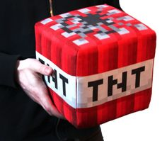 Plush Minecraft blocks - Boing Boing