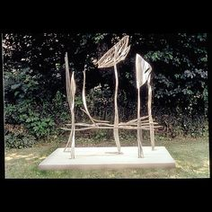 Clepsydra by Molly Mason (Metal Sculpture) | Artful Home