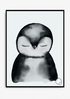 Poster kids - penguin