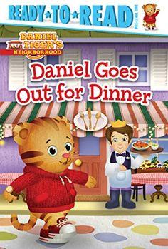 Paperback $3.05 Daniel Goes Out for Dinner (Daniel Tiger's Neighborhood) by Maggie Testa Age Range: 3 - 7 years Grade Level: Preschool - 2