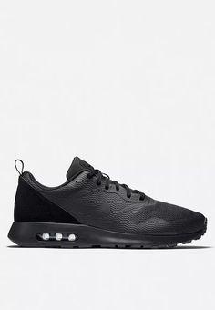 5604f1b75267b Nike Air Max Tavas - 705149-016 - Black   Black Nike Trainers