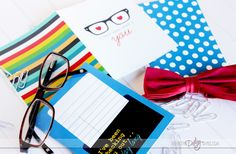 """""""Talk Nerdy To Me"""" Printable Love Notes"""