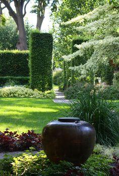 Silas Mountsier's Garden