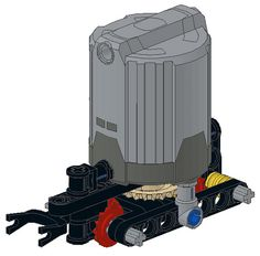 Compact coupling suggestion for Scruffulous' bogie here.