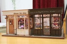 magasin miniature
