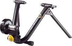 The CycleOps Magneto bike trainer offers a quiet, indoor training option with progressive resistance. #REIGifts