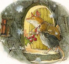 Image result for brambly hedge sea story