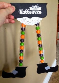 Witch Legs by Queen Mavreen - Cards and Paper Crafts at Splitcoaststampers