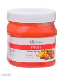 Face Masks, Packs & Peels Unique Beauty Gel Type: Gel Quantity: 500 ml Description: It Has 1 Pack Of Gel(Fruit) Country of Origin: India Sizes Available: Free Size   Catalog Rating: ★4.3 (2767)  Catalog Name: Pink Root Beauty Gels Vol 1 CatalogID_69569 C170-SC2014 Code: 871-620227-003