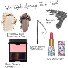 The Light Spring Face: Cool