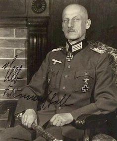 ✠ Wilhelm Ritter von Leeb (5 September 1876 – 29 April 1956) RK 24.06.1940 Generaloberst OB HGr. C