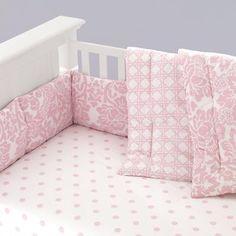 baby girl bedding