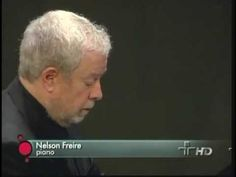 Nelson Freire plays Barcarolle opus 60 Frederic Chopin