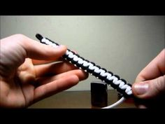 Good video on making a paracord bracelet. #ParacordBraceletHQ