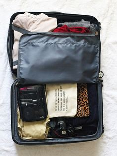 How to pack your carry-on in ONE bag