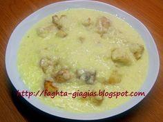 Τα φαγητά της γιαγιάς - Τραχανάς σούπα, με γάλα, φέτα και τριμμένο ψωμί
