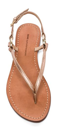 DVF sandals
