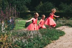#wedding #pictures #ceremony #kids #girls #bridesmaids #pink #photography #edopaul