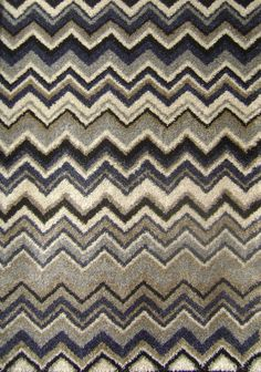 Kalora Nuance Blue & Grey Chevron Area Rug Rug Size: x Grey Chevron, Blue Grey, Chevron Area Rugs, Throw Rugs, Rug Size, Products, Collection, Gray Chevron, Chevron Rugs