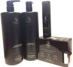 Paul Mitchell Awapuhi Wild Ginger Bundle: Shampoo and Conditioner Duo Liters 33.8oz , Wild Ginger Keratriplex Treatment - Box of 10 Vials and Wild Ginger Styling Oil 3.4 Oz -- You can find more details by visiting the image link. #hairoftheday