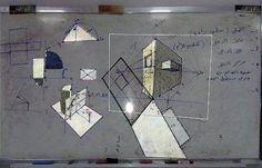 الاسترداد المنظوري/ (a geometric restitution of perspective)