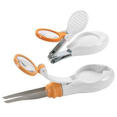 The Safety Clear View combo pack includes deluxe tweezers and nail clippers. Both come with a magnifying glass to help accurate splinter removal and nail clipping. Amazon Electronics, Baby Skin Care, Gear Shop, Baby Jogger, Magnifying Glass, Nail Clippers, Toy Store, Baby Shop, Baby Accessories