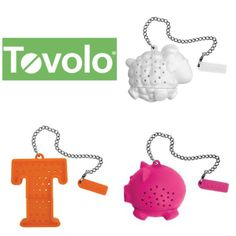 Tovolo Whimsical Tea Infuser Trio Giveaway till June 7/15