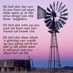 Ek bid dat die son in jou hart sal skyn Good Morning Wishes, Good Morning Quotes, Prayer Verses, Bible Verses, Bible Quotes, Words Quotes, Sayings, Baby Boy Knitting Patterns, Afrikaanse Quotes