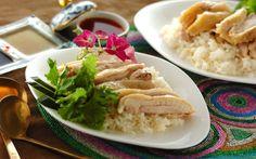 炊飯器ひとつでOK!海南鶏飯~シンガポールチキンライス~