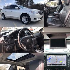 2015 Buick Enclave Premium AWD.  BLUETOOTH. LEATHER. BACK UP CAMP. DVD. NAV. Stock 2381A. Click pic for more info.