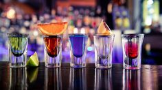 We gave your party shots an elegant makeover
